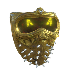 Wrench Mask G0ld Edition