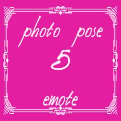 photo pose 5