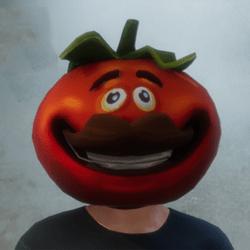 [M] Tomato Head - Glasses