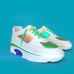 Pride Hyper Sneakers Unisex