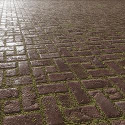 Pavement Floor Stone 1