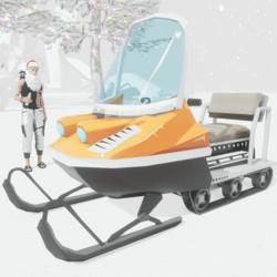 HCR2 Snowmobile