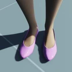 Stylish Classic High Heel Shoes PINK