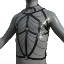 20-034-0030 - Male Body Harness