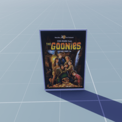 POSTER The Goonies