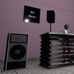 DJ Column Speaker