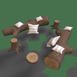 Cozy Campfire Seating Set