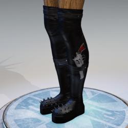 Bang Bang Spiked boots