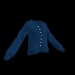 Devonshire Cardigan (Blue)