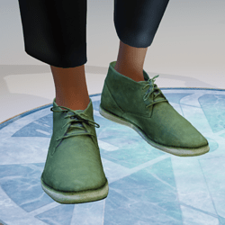 TKA Green safari boots ( women )