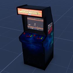 Arcade - Michael Jackson's Moonwalker