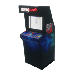 ARCADE COLLECTION - Game Cabinet