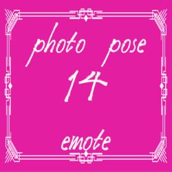 photo pose 14