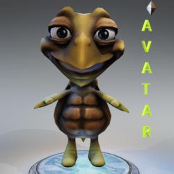 Turtle Avatar