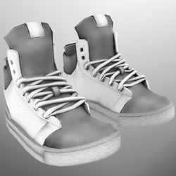 GrayGlowPunk Kicks