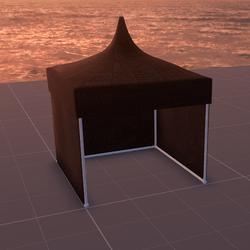 Tent/MarketStall/Gazebo (Religious)