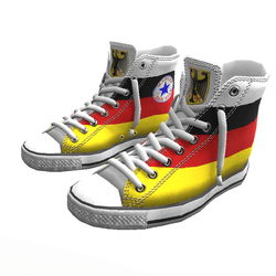 Shoes San-Star sneakers high Germany for man