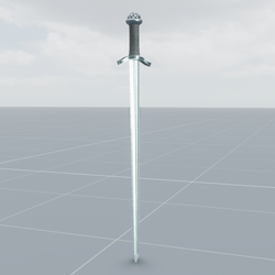 Long Sword | For Worlds