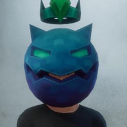 [M] Battle Boss Mask - Glasses