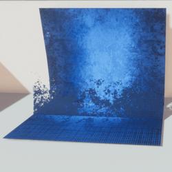 Blue Sanctum backdrop (tintable)