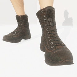 TKA DIRTY BOOTS FOR WOMAN