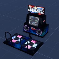 Arcade - Dance Dance Revolution