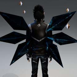 Gothic Cir wings