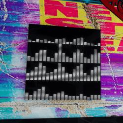 Animated LED Equilizer Panel