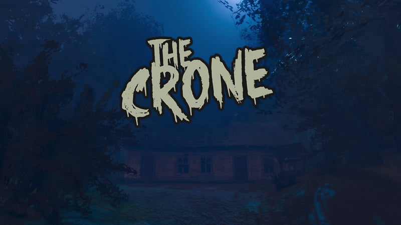 The Crone - a short horror game