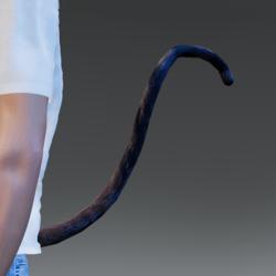TKA Cat Tail Man