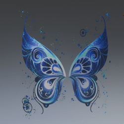 FairyWingsBlue