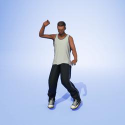 Shuffle Dance 8 (M)