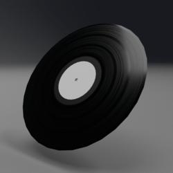 Record / Vinyl  [Ring Slot]
