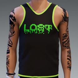 Tank Top [LOST] Green